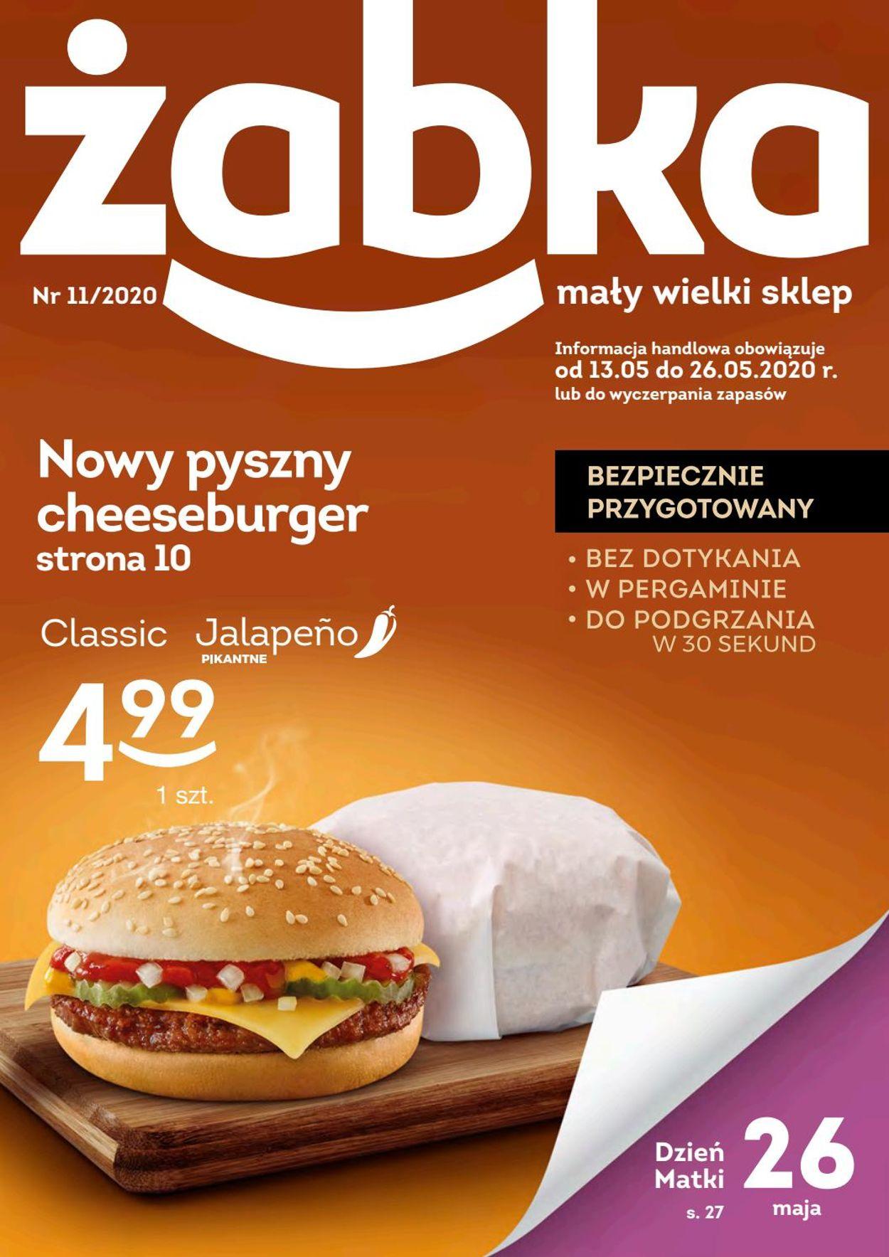 Gazetka promocyjna Żabka - 13.05-26.05.2020