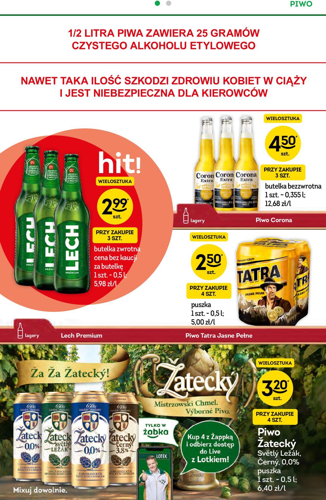 Gazetka promocyjna Żabka - 07.07-20.07.2021 (Strona 14)