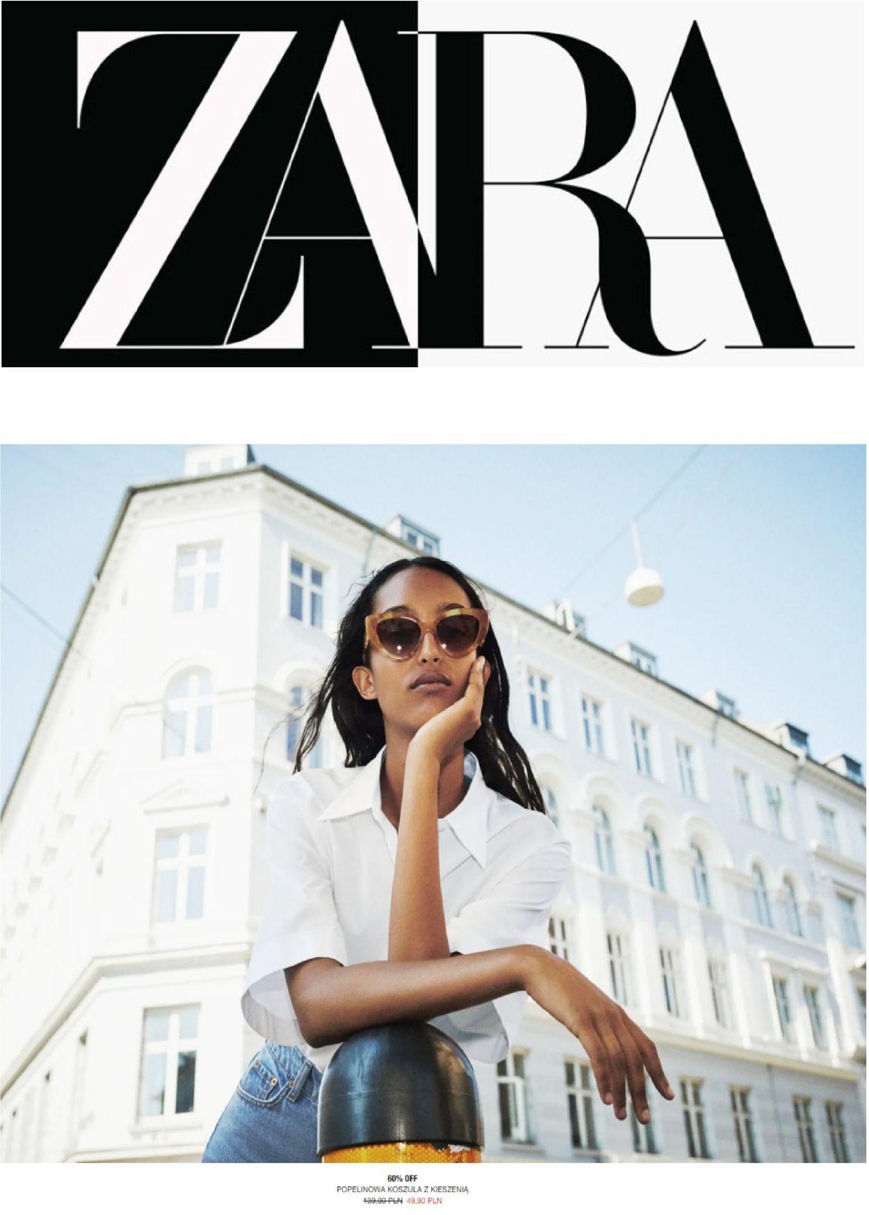 Gazetka promocyjna Zara - 30.12-05.01.2021