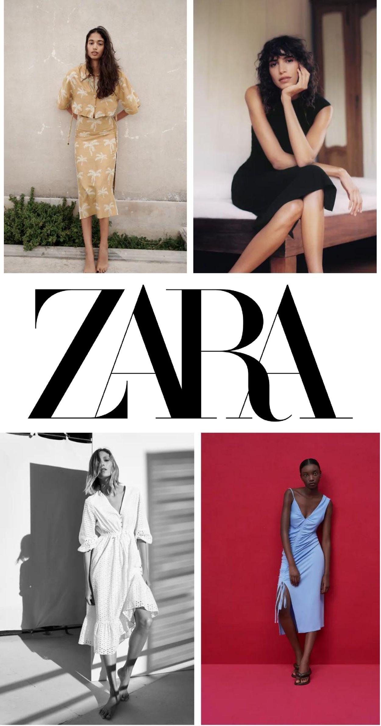 Gazetka promocyjna Zara - 24.02-09.03.2021