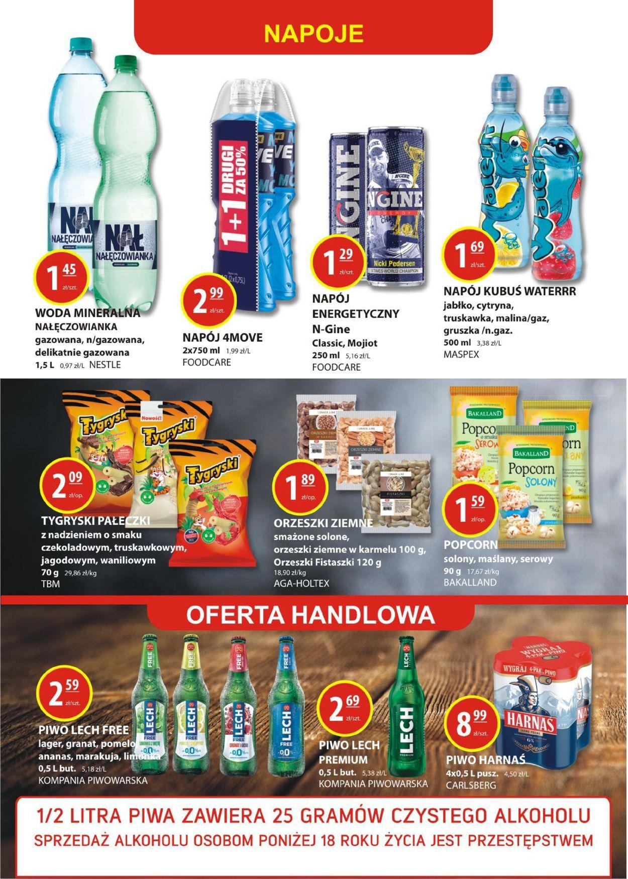 Gazetka promocyjna Zielony Koszyk - 03.08-14.08.2020 (Strona 6)