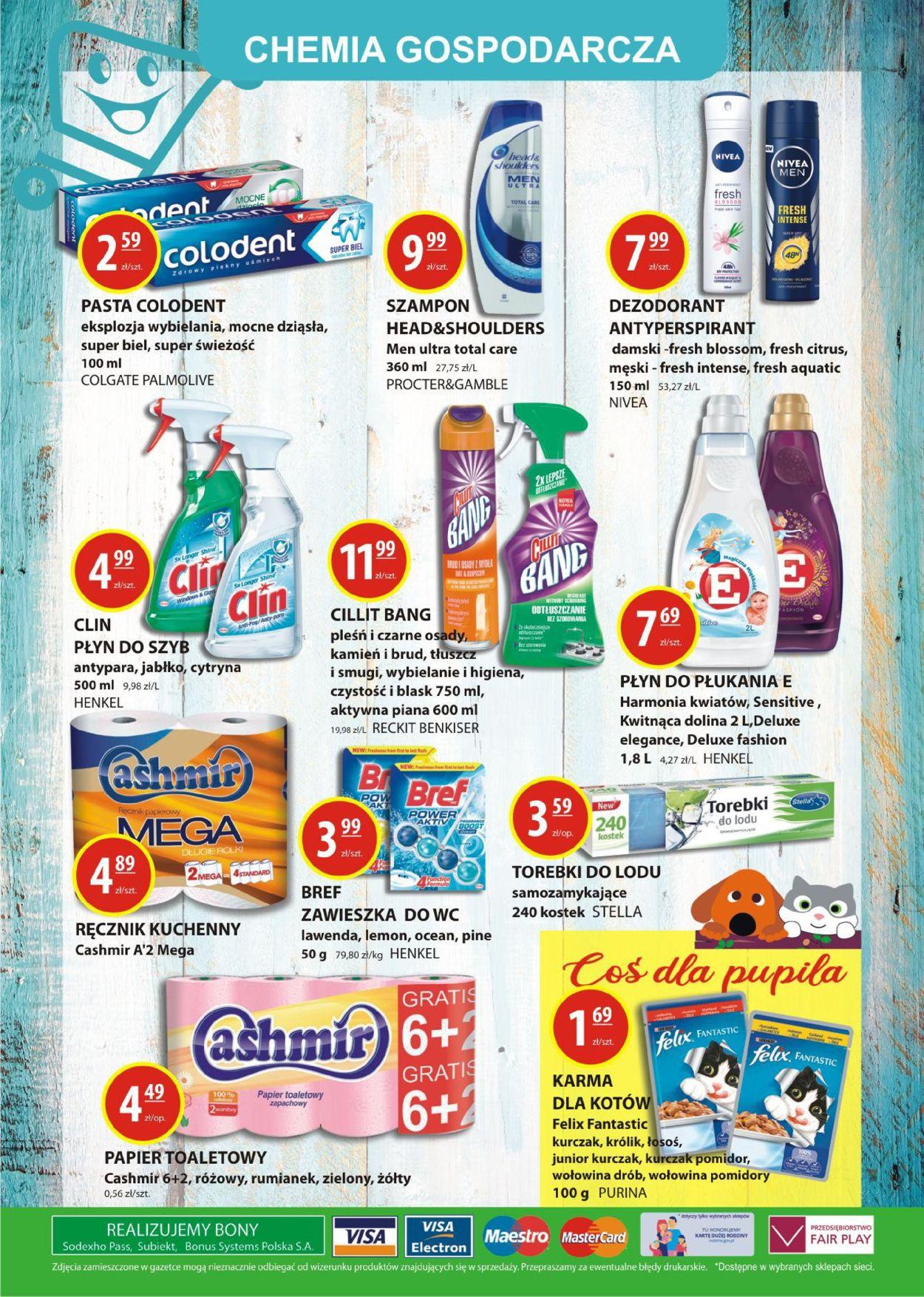 Gazetka promocyjna Zielony Koszyk - 03.08-14.08.2020 (Strona 7)