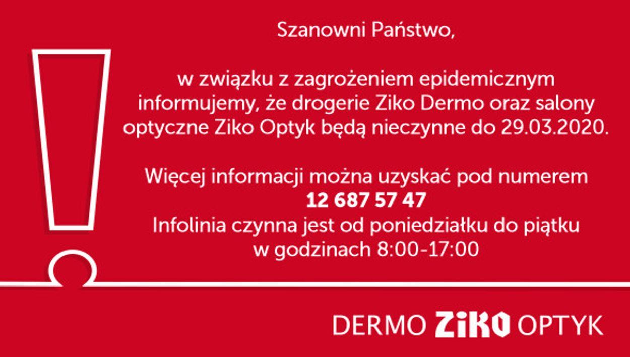 Gazetka promocyjna Ziko - 17.03-29.03.2020