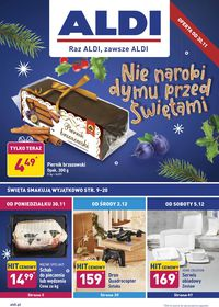 ALDI Gazetka Świąteczna 2020