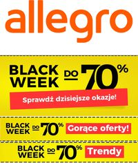 Allegro Black Friday 2020