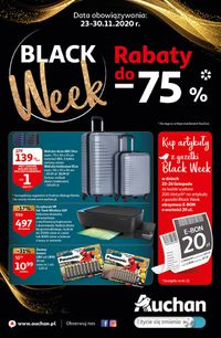 Auchan BLACK WEEK 2020