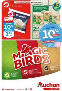 Auchan Magic Birds Supermarkety