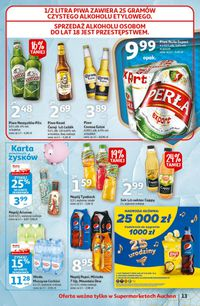 Auchan 25 Urodziny Supermarkety