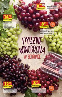 Biedronka - Gazetka Sylwestrowa 2019
