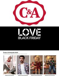 C&A Black Friday 2020