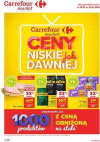 Carrefour Market Dzień Babci i Dziadka 2021