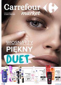 Carrefour Market Piękny duet