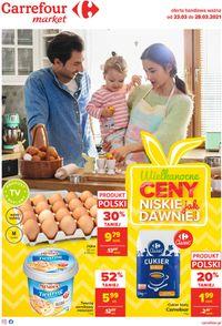 Carrefour Market Wielkanoc 2021