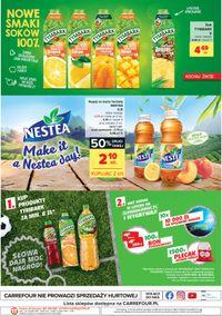 Carrefour Market Nawodnienie i regeneracja
