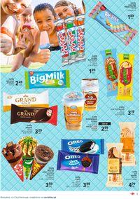 Carrefour Market Wielki wybór lodów