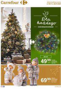 Carrefour - Gazetka Świąteczna 2020