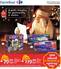Carrefour Boże Narodzenie 2020