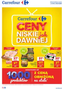 Carrefour Ceny niskie jak dawniej