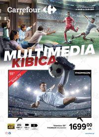 Carrefour Multimedia kibica