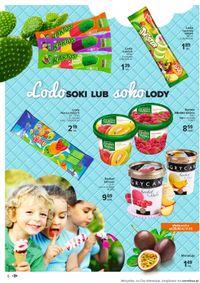 Carrefour Wielki wybór lodów