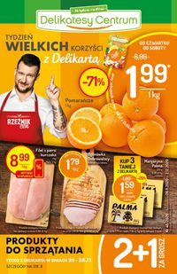 Delikatesy Centrum Black Friday 2020
