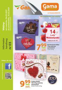 Gama Gazetka Walentynkowa