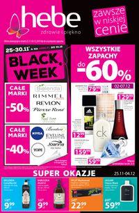 Hebe - Black Week