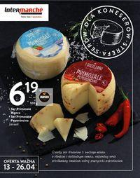 Intermarché Strefa serów dla koneserów