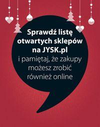 JYSK - Gazetka Świąteczna 2020