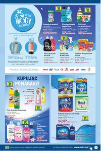 Makro Kupując pomagasz - oszczędzajmy wodę!