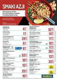 Makro Smaki Azji- oferta dla kuchni orientalnej