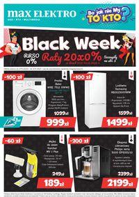 max elektro Black Friday 2020