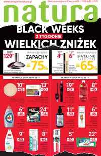 Natura - BLACK WEEKS 2020