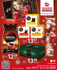 Selgros - Gazetka Świąteczna 2020