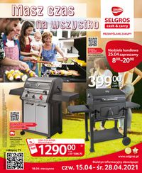 Selgros Grill