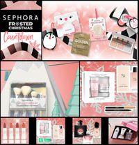 Sephora - Katalog Świąteczny 2019