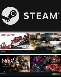 Steam - Black Friday 2020