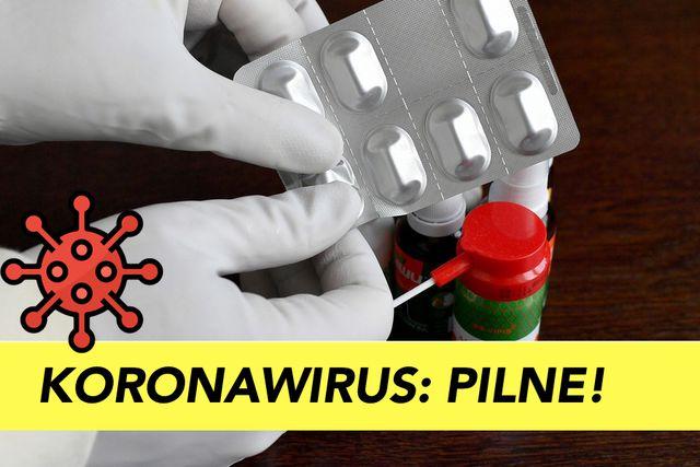 Koronawirus - zasady postępowania