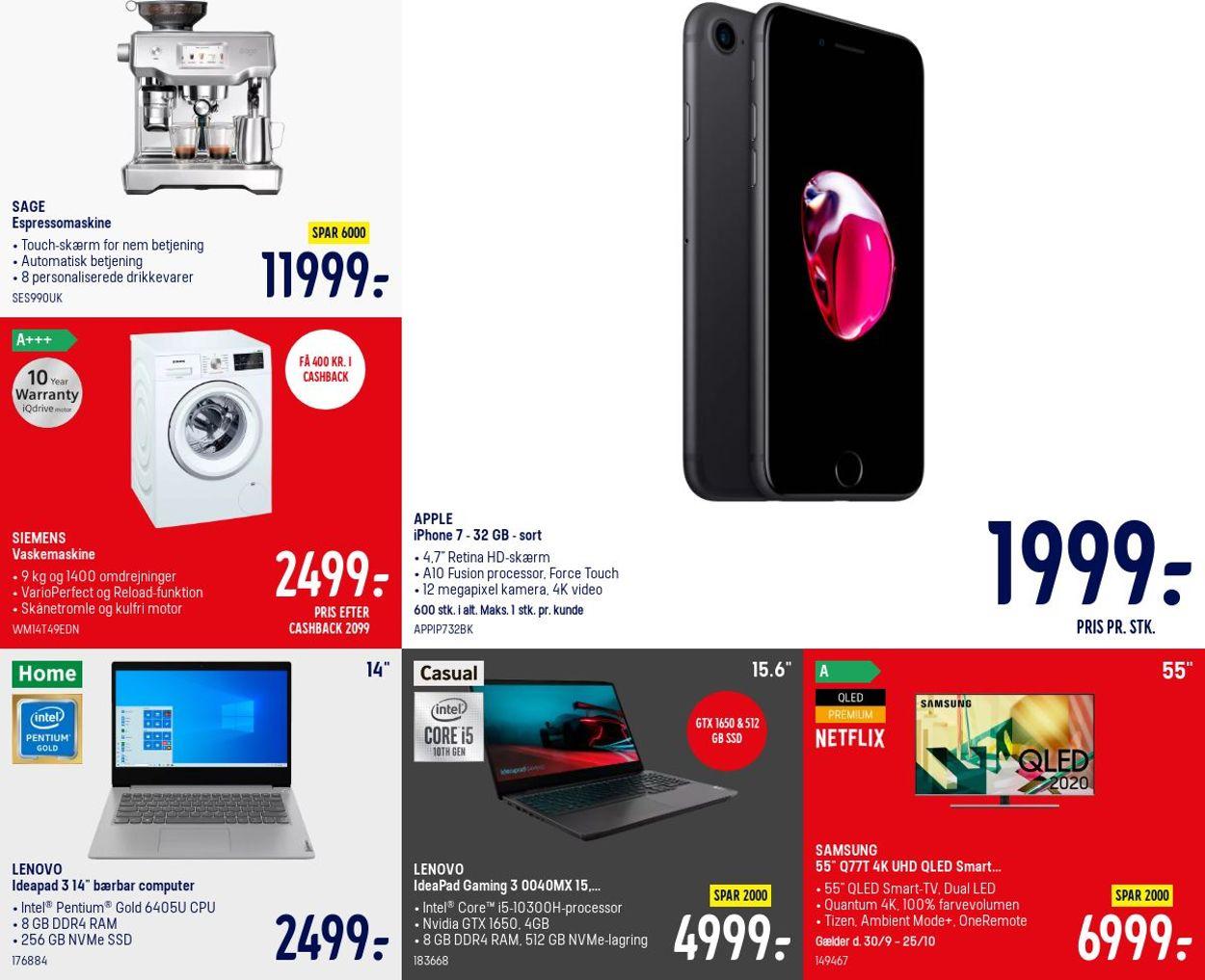 Elgiganten - Reklamblad - 05/10-11/10-2020