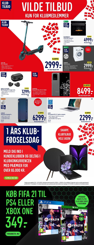 Elgiganten - Reklamblad - 05/10-11/10-2020 (Sida 2)