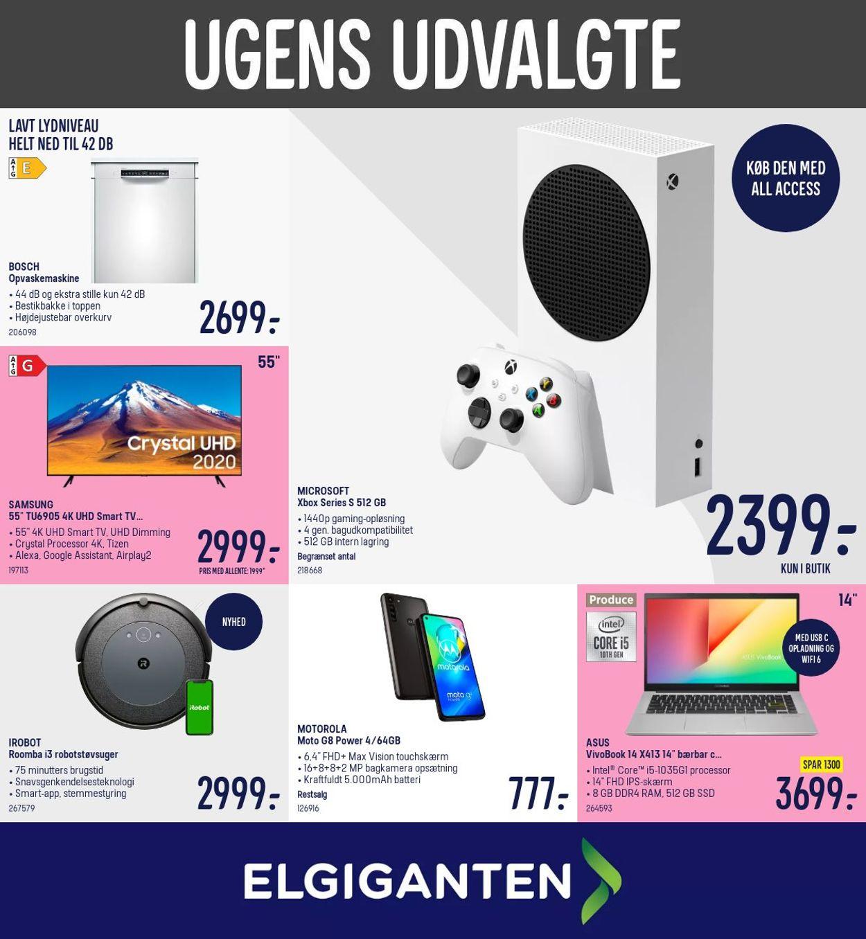 Elgiganten - Reklamblad - 17/05-23/05-2021 (Sida 2)