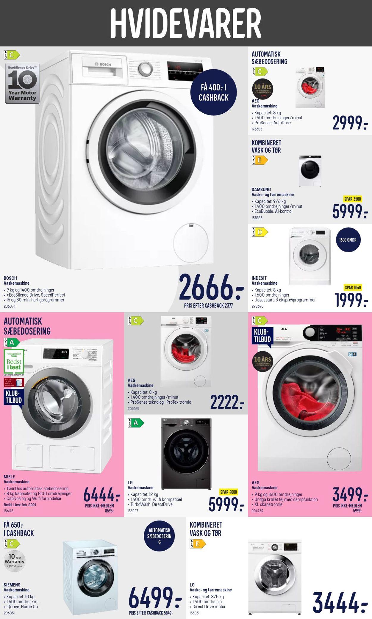 Elgiganten - Reklamblad - 17/05-23/05-2021 (Sida 3)