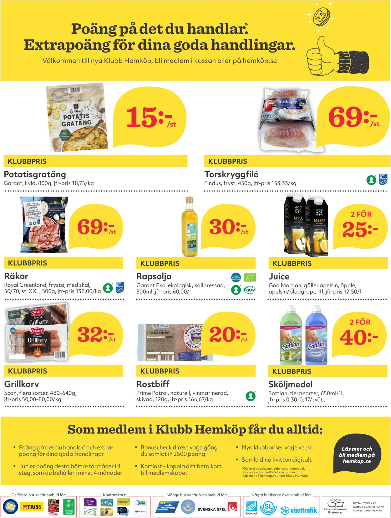 Hemköp - Reklamblad - 08/03-14/03-2021 (Sida 8)