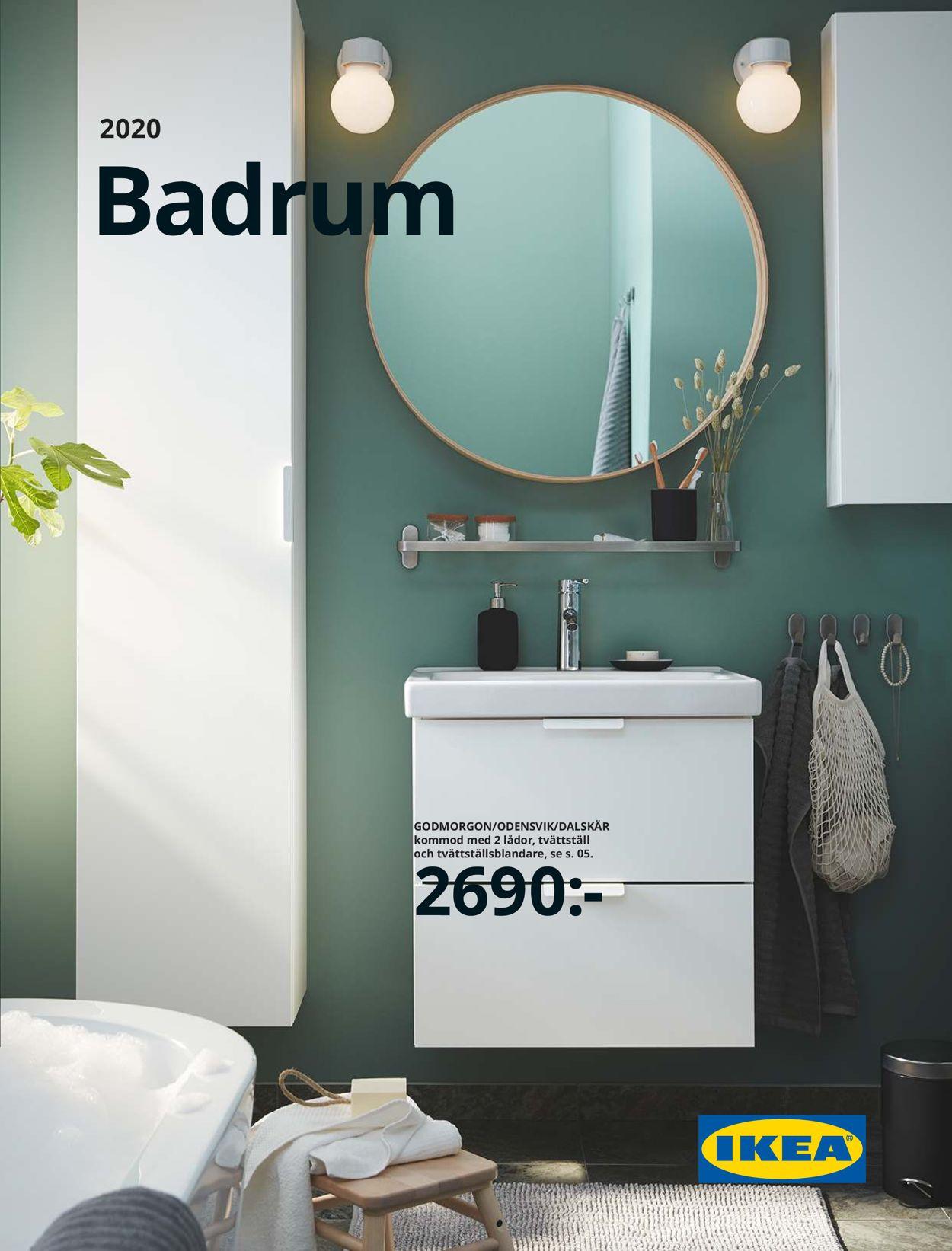 IKEA - Reklamblad - 29/08-31/07-2020