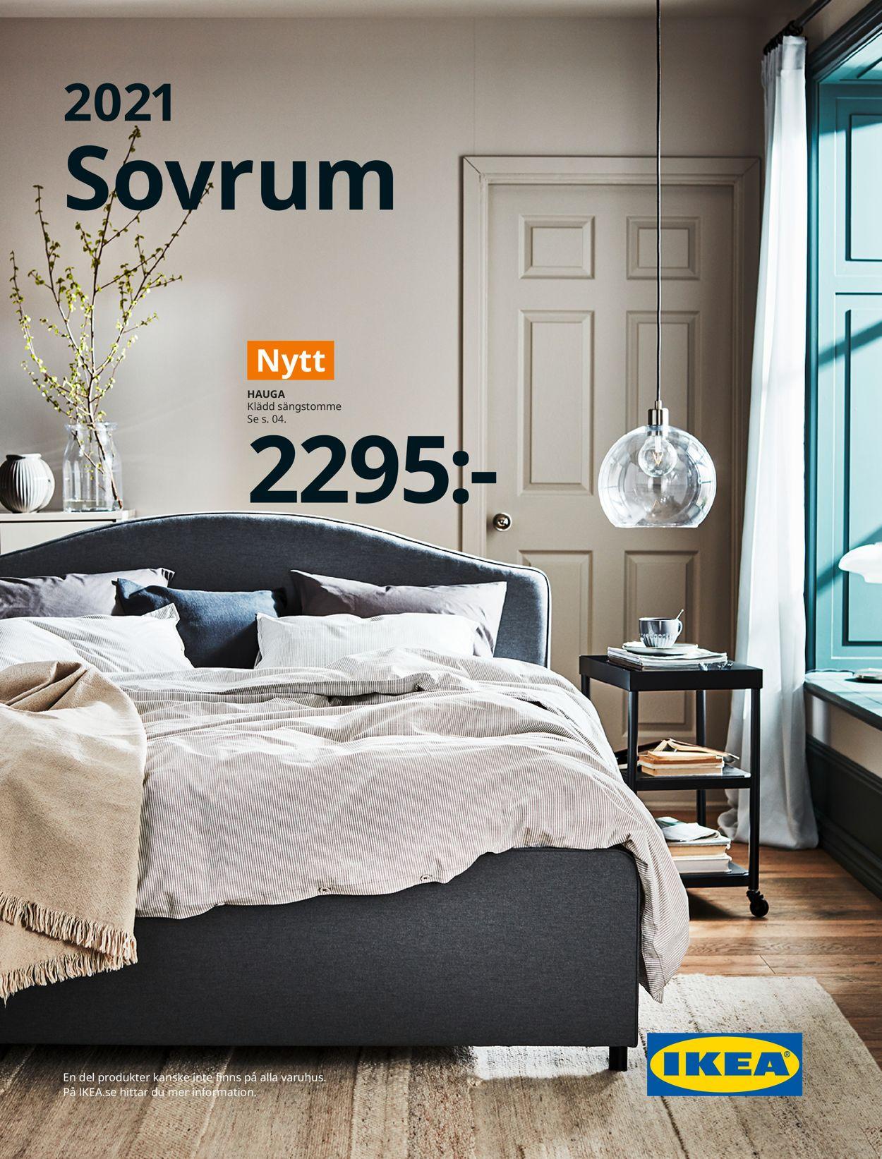 IKEA - Reklamblad - 01/09-02/09-2021