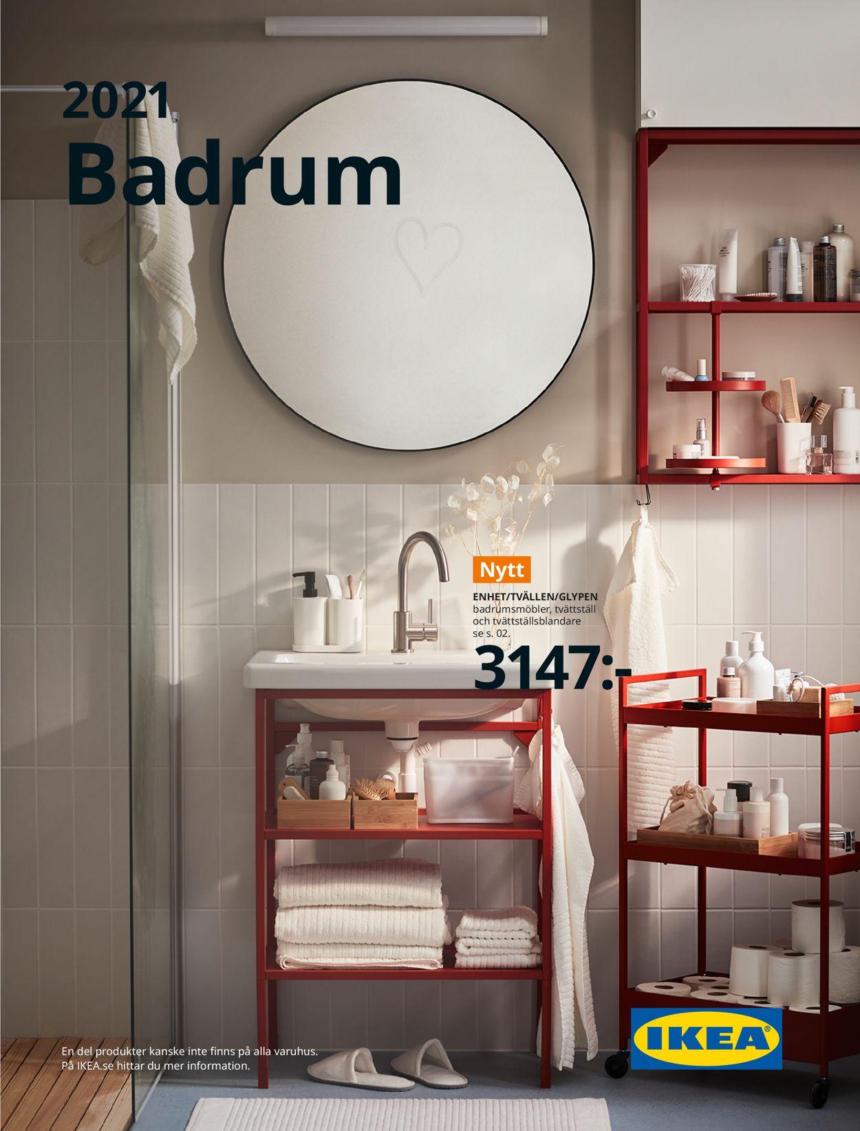 IKEA - Reklamblad - 01/09-02/09-2022