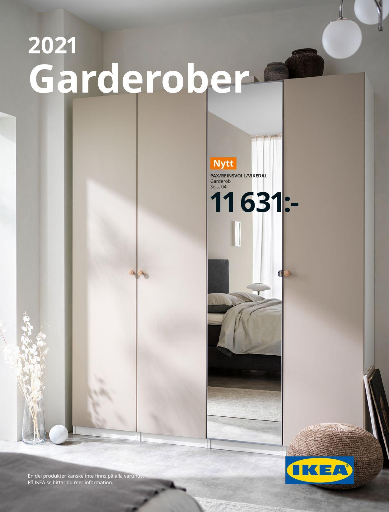 IKEA - Reklamblad - 20/04-30/06-2021