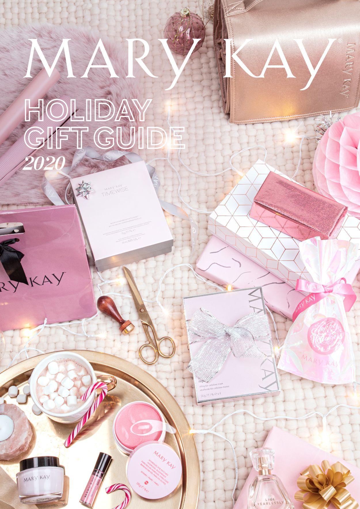 Mary Kay - Gift Guide 2020 - Reklamblad - 23/09-31/01-2021