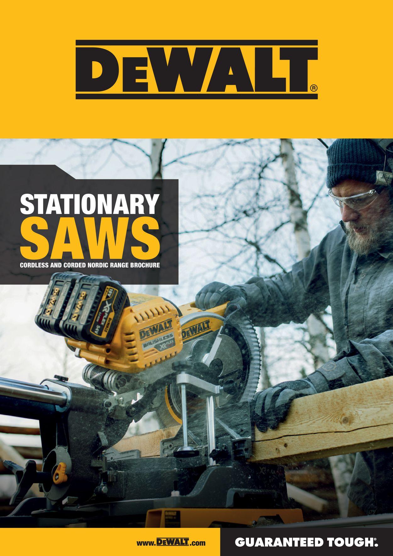 DeWALT - Reklamblad - 13/04-30/11-2021