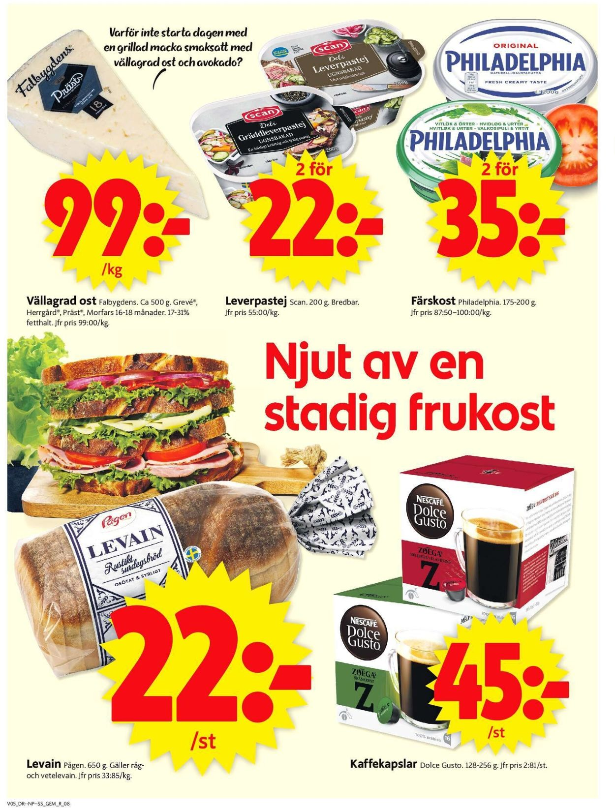 ICA Supermarket - Reklamblad - 01/02-07/02-2021 (Sida 8)